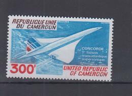 Kamerun Michel Cat.No. Mnh/** 847 Concord - Cameroun (1960-...)