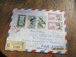 Recommandepour R D A 5 Timbre Oiseaux Macareux  Guepier Paire  Estienne - 1921-1960: Periodo Moderno