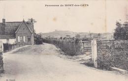 Carte Postale Mont Des Cats Panorama - Autres Communes