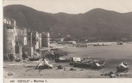 Cefalu Italy Old Postcard - Altre Città