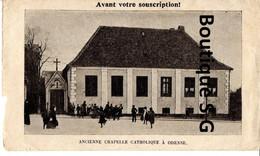 Image Pieuse Croyance Religion Eglise Catholique Odense Souscription Future Ancienne Batiment Edifice - Devotion Images