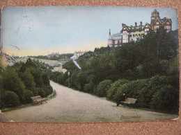 Chine, Boscombe, Hampshire - Posted 1905  (Bournemouth Single Ring) - Bournemouth (hasta 1972)