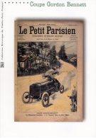 """✅ """" COUPE GORDON BENNETT """" Sur Document Philatélique Officiel De 2005 (4 Pages)  N° YT BF 87. DPO - Automobile"""