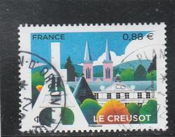 FRANCE 2019 LE CREUSOT OBLITERE YT 5345 - Oblitérés