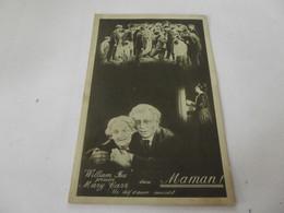 Célébrité William Fox Présente Mary Carr Dans Maman - Artisti