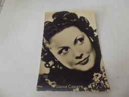 Célébrité Louise Carletti - Artistes