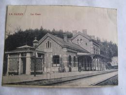 Ancien  Carte  Postale   De La  Gleize  La  Gare - Other