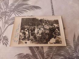 C-841 , Carte Photo, Cérémonie Au Bois Robin, 6 Septembre 1919 - Esternay