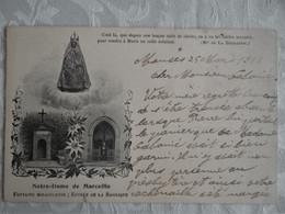 CPA NOTRE-DAME-de-MARCEILLE - Fontaine Miraculeuse - Entrée De La Basilique - 1912 - DND - Limoux