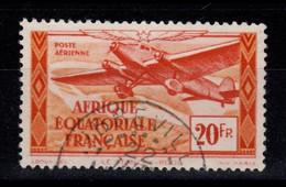AEF - YV PA 40 Oblitere - Usados