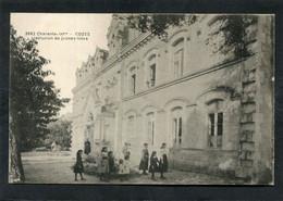 CPA - COZES - L'Institution De Jeunes Filles, Animé - Other Municipalities