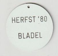 Medaille Bungalowpark De Tipmast 1980 Bladel (NL) - Other