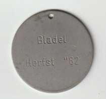 Medaille Bungalowpark De Tipmast 1982 Bladel (NL) - Other