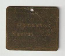Medaille Bungalowpark De Tipmast 1983 Bladel (NL) - Other