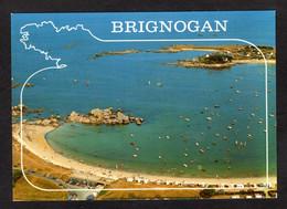 BRIGNOGAN (29 Finistère) La Plage Des Crapauds , Le Camping  ( Editions D'Art JACK N° 3837) - Brignogan-Plage