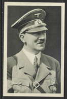 Carte P De 1923/38 ( Adolf Hitler ) - Politicians & Soldiers