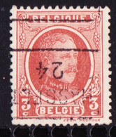 Hasselt 1924  Nr.  3318D - Roller Precancels 1920-29