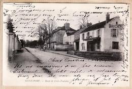 X77104  ♥️ SEINE-PORT Seine Marne Boucherie Route De CROIX FONTAINE 21.-08-1903 à GIRAULT Café Seine Marne Montereau - Other Municipalities