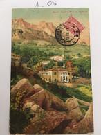 Cpa, (illustration) Aloupka (Alupka) Vue De Ai Petri Crimée (Russie-Ukraine), écrite En 1909, éd EGSIS - Ucraina