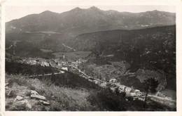 Le Perthus Frontière D'Espagne Vue Generale Vista General RV - Autres Communes