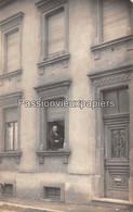 CARTE PHOTO BASSE YUTZ 1922  8 RUE DE LA MARNE - Autres Communes
