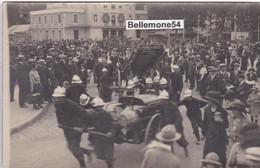 Dept 45 - Carte Photo - Montargis - Pompiers - Concours De Pompes (photo Couté Montargis - Voir Scan Recto-verso) - Montargis