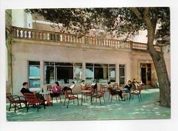- CPM MALLORCA (Espagne) - Pension Restaurante PORTO COLOM - Foto Casa Planas 2283 - - Mallorca