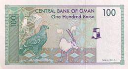 Oman 100 Baisa, P-31 (1995) - UNC - Oman