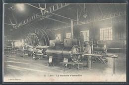 CPA 62 - Lens, La Machine D'extraction - Lens