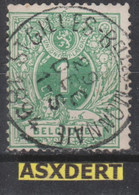 N° 26 SC. St. Gilles (Belles-Monnaie) 1894 - 1869-1888 Liggende Leeuw