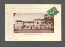 83   SALIN D'HYERES  POSTE DE DOUANES - Other Municipalities