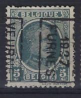 HOUYOUX Nr. 193 België Voorafstempeling Nr. 4001 B VEURNE 1927  FURNES  ; Staat Zie Scan ! - Rolstempels 1920-29