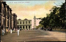 CPA Colombo Ceylon Sri Lanka, No.93 Queen Street, Fort - Sri Lanka (Ceylon)