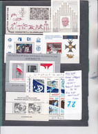 POLOGNE ANNEE COMPLETE  1979    NEUFS++    2 Scans - Volledige Jaargang