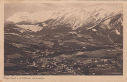 8320) PAYERBACH A. D. Südbahn Mit Raxalpe - 1919 - Raxgebiet