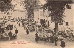 SAINT GIRONS CPA Ariege - Saint Girons