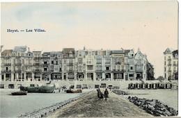 Heyst Les Villas - Heist