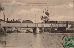 SAINT GIRONS CPA Ariege CHEMIN DE FER TRAIN - Saint Girons