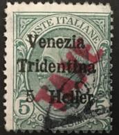 ITALIA - TRENTINO - Sassone BZ3/ 47 - Cat. 450 Euro - Segnatasse Provvisorio Usato - Trente