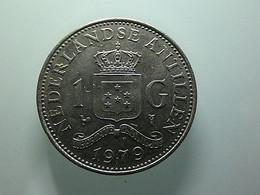 Netherland Antilles 1 Gulden 1979 - Antilles Neérlandaises