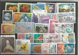 + De 25 Timbres                                                                            (boitsorblan) - Used Stamps