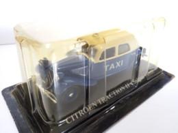 Coche Escala/Scale Diecast Car: CITROEN TRACTION 11 - TAXI SAIGON, 1955 - Unclassified