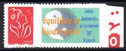 Adhesif Personnalisé YT 3802Ab - Neuf ** - Personnalisés