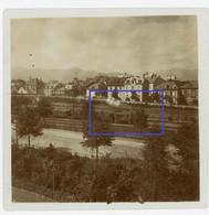 Allemande Photo (2-8) - Collection De Photos D'Alsace - (68)  Colmar -La Gare Bahnhof Eisenbahn Lokomotive-  WWI 14/18 - 1914-18