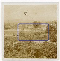Allemande Photo (3-8) - Collection De Photos D'Alsace - (68)  Colmar -La Gare Bahnhof Eisenbahn Feldbahn  WWI 14/18 - 1914-18