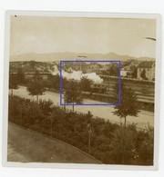 Allemande Photo (5-8) - Collection De Photos D'Alsace - (68)  Colmar -La Gare Bahnhof Eisenbahn Feldbahn  WWI 14/18 - 1914-18