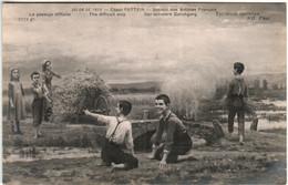 31ksr 47 CPA - PARIS - SALON 1914 - CESAR PATTEIN- LA PASSAGE DIFFICILE - Museums