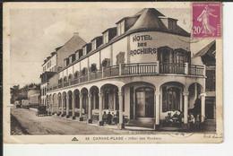 Carnac Plage Hotel Des Rochers - Carnac