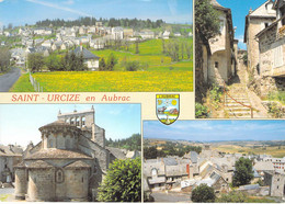 15 - Saint Urcize - Multivues - Other Municipalities