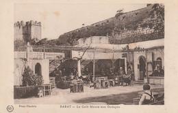 Maroc  Rabat  Le Café Maure Aux Oudayas - Rabat